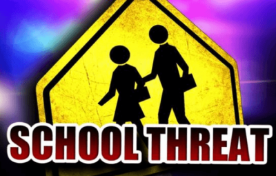 Local officials address alleged school threat