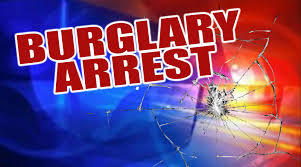 Burglary arrest made in Perry County