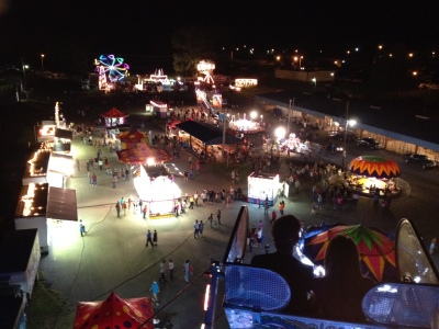 Conway County Fair continues