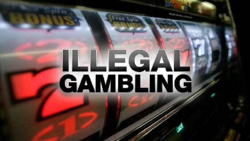 Charges filed in illegal gambling operation