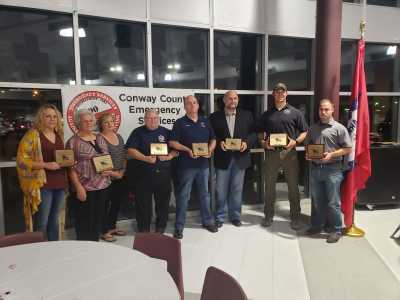 First responders honored at banquet