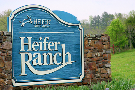Heifer International says decision to close public education programs was because of finances