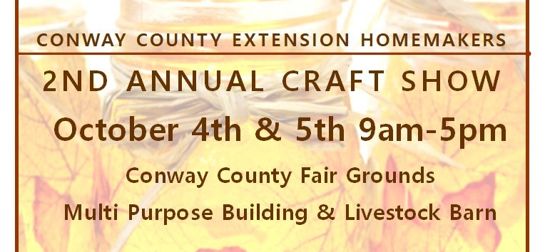 CC Extension Homemakers to host Craft Show