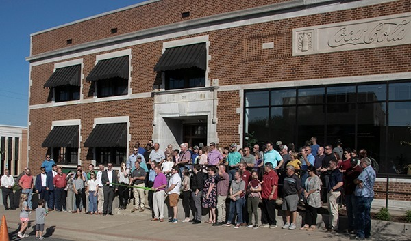 Crow Group hosts grand opening