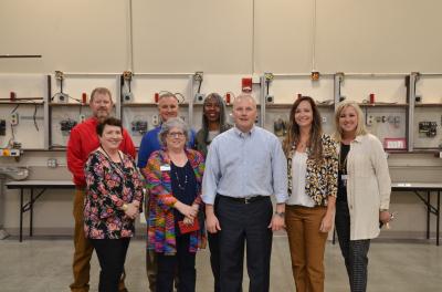Lt. Governor visits UACCM