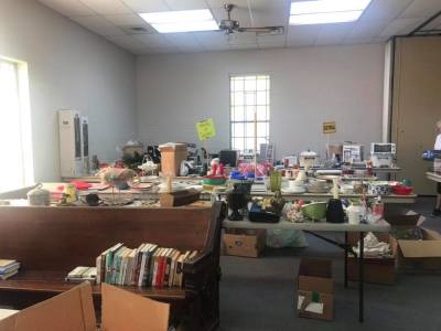 FUMC to hold rummage sale this week