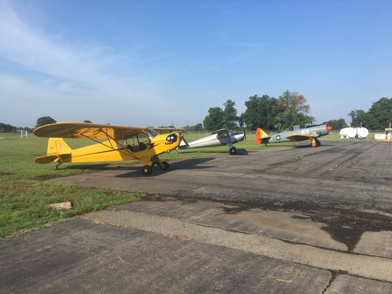 Airport to host fly-in on Saturday