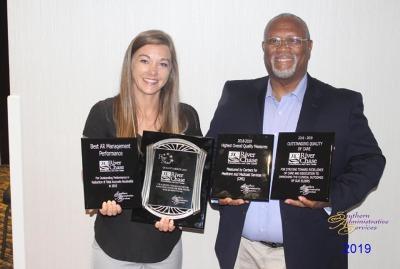 Local nursing homes receive awards