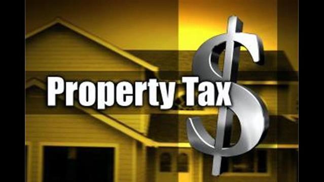 Property tax deadline approaching