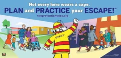 Fire Prevention Week underway