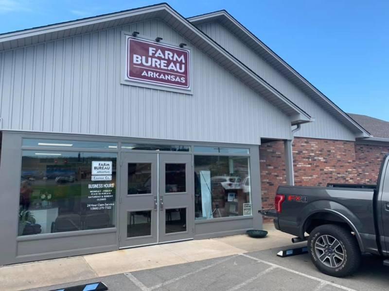 Conway Co. Farm Bureau hosts grand opening