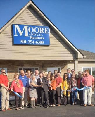 Moore and Co. hosts grand openign