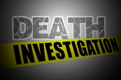 Death investigation underway