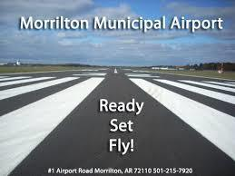Morrilton Airport boosts local economy
