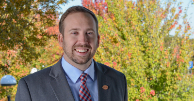 Mullen promoted to Vice Chancellor at UACCM