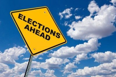 Ballot positions drawn for March election