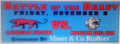 "Moore and Co. sponsors ""Battle of the Beast"" trophy"