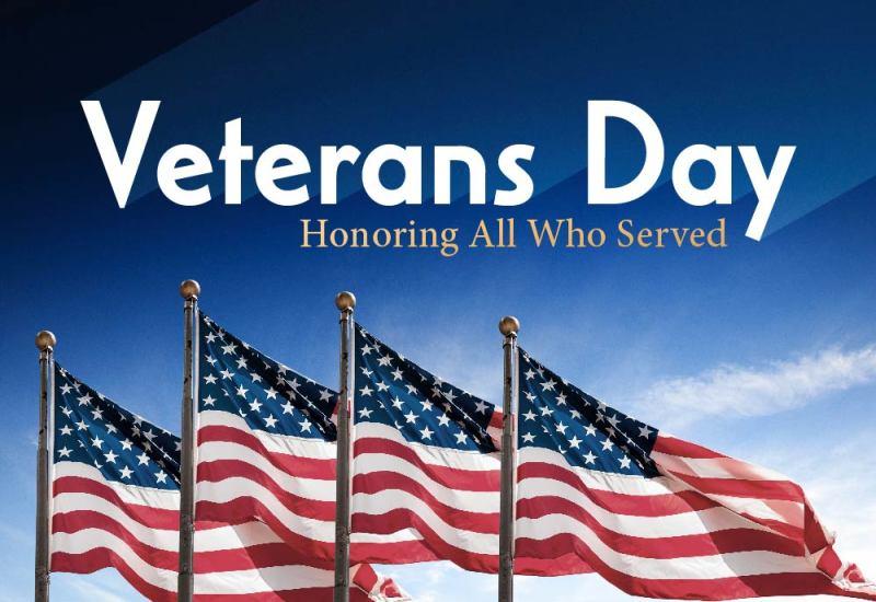 Veterans programs planned locally