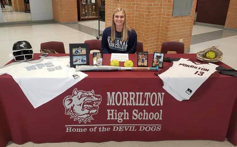SPORTS: Tindall signs with National Park