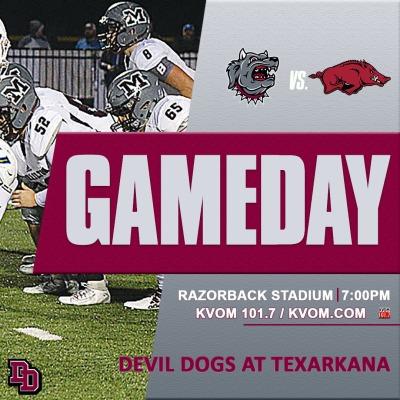 SPORTS: Devil Dogs head to Texarkana