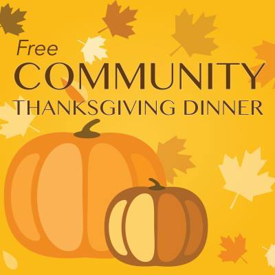 Free Thanksgiving meals being offered