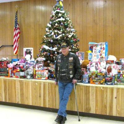 8th Annual Toy Run to benefit Conway County Angel Tree