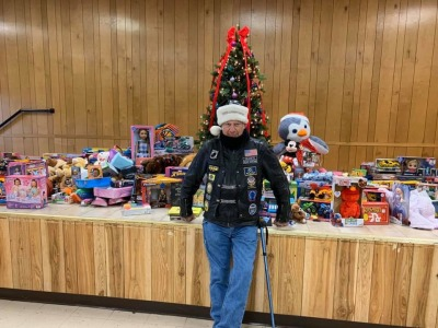 Annual Toy Run another success