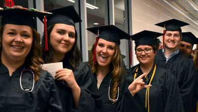 UACCM continues fall graduation this week