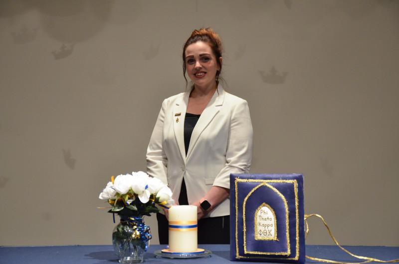 UACCM holds honor society induction
