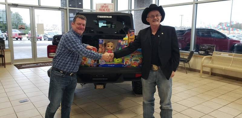 Hagans Motors hosting 3rd Annual Toy Drive
