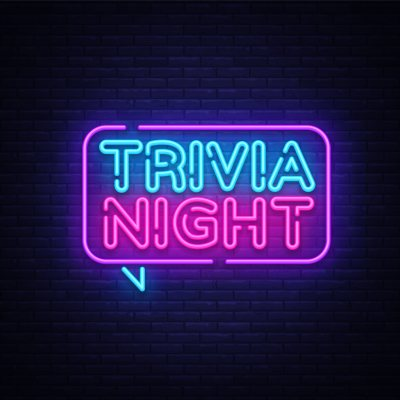 Trivia Night tickets still available