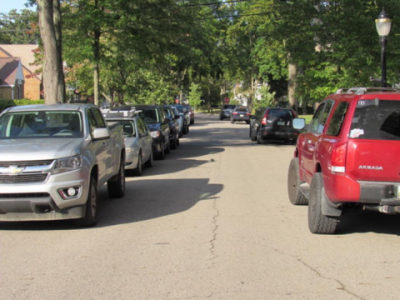 Morrilton street parking problems corrected