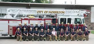 Council member commends Morrilton Fire Dept.