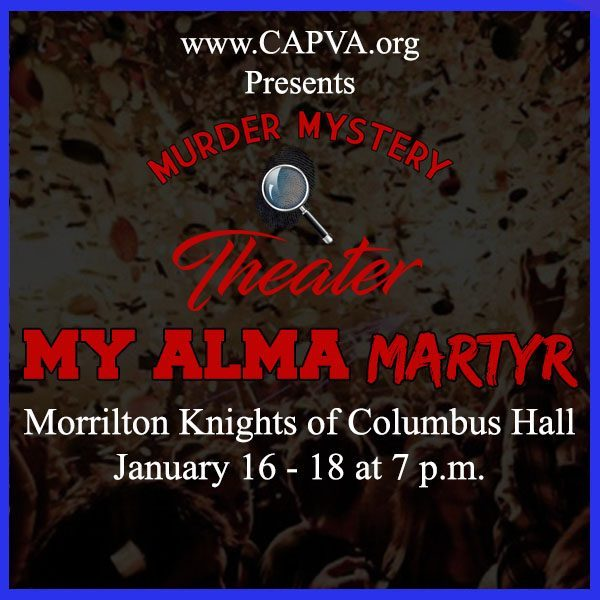 CAPVA to present murder mystery event in Morrilton