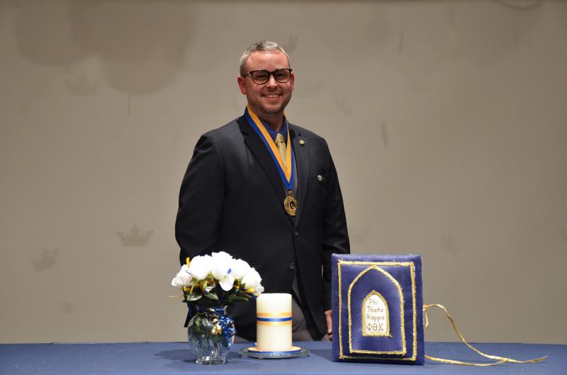 UACCM's Hermann named PTK Faculty Scholar