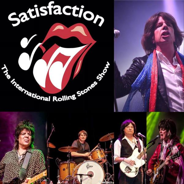 """Satisfaction """"The International Rolling Stones Show"""""""