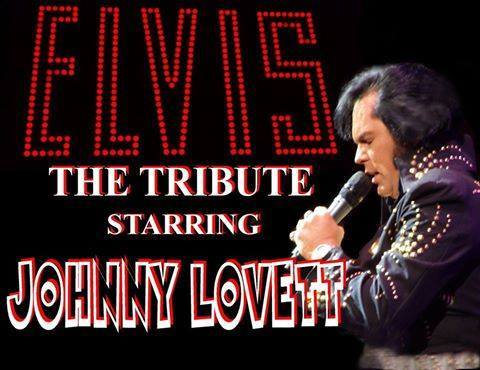 The Tribute to ELVIS, with Johnny Lovett