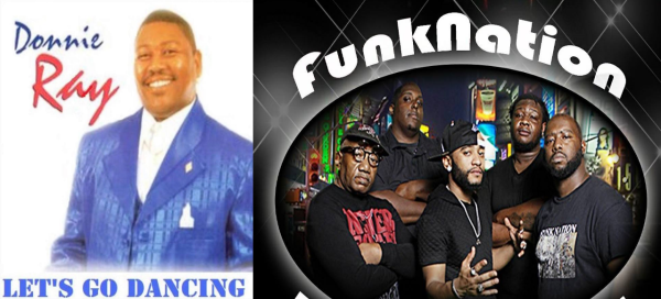 Donnie Ray and Funk Nation Band