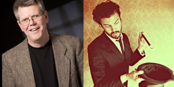 Dr. John Hypnosis Comedy and Landon Stark Comedian