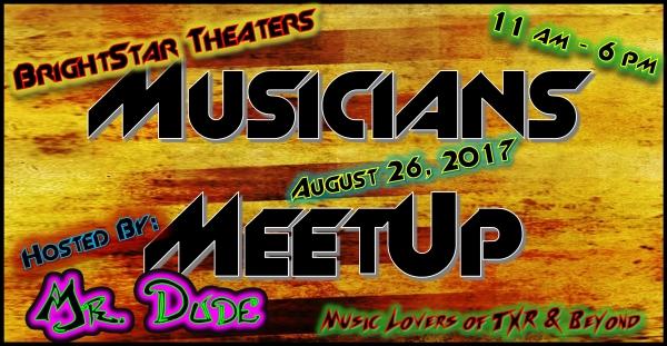 BrightStar Theaters' Musicians Meetup