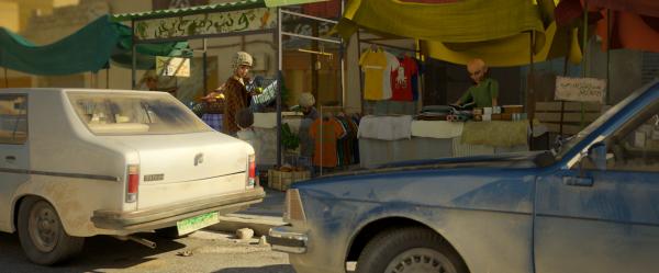 Market in Baghdad