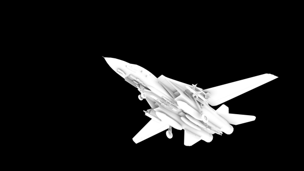 F14 · Ambient Occlusion