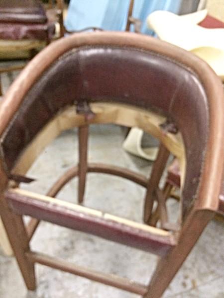 Bar stool Repairs