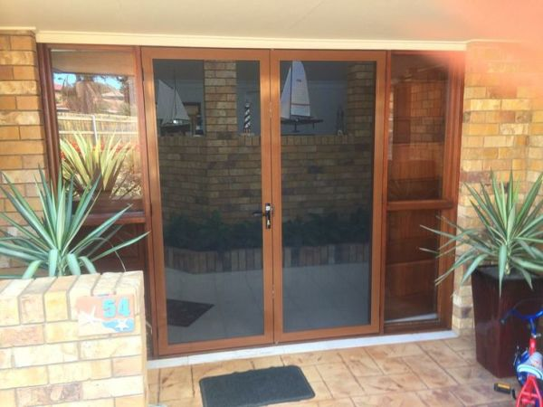 Prowler Proof security doors