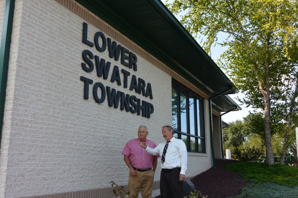 Ron Paul, Chris DeHart, Lower Swatara Township, Board of Commissioners