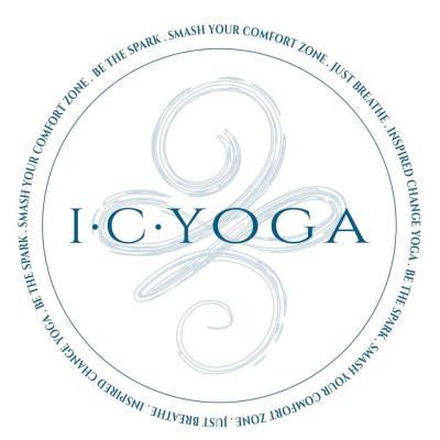 Inspired Change Yoga logo