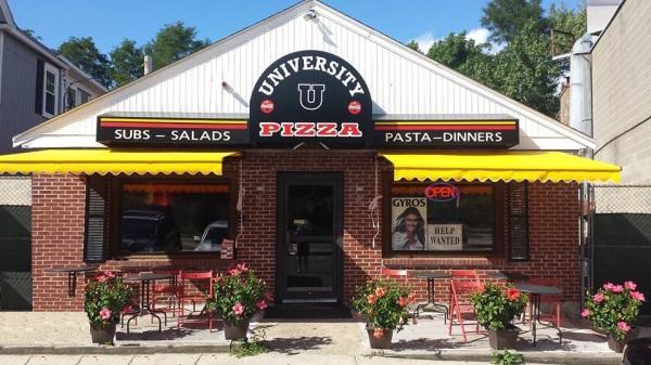 University Pizza