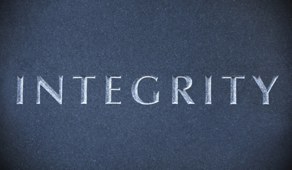 Value #4 Integrity