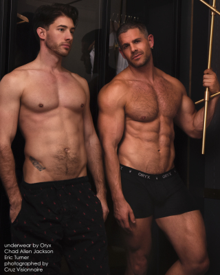 Chad Allen Jackson + Eric Turner