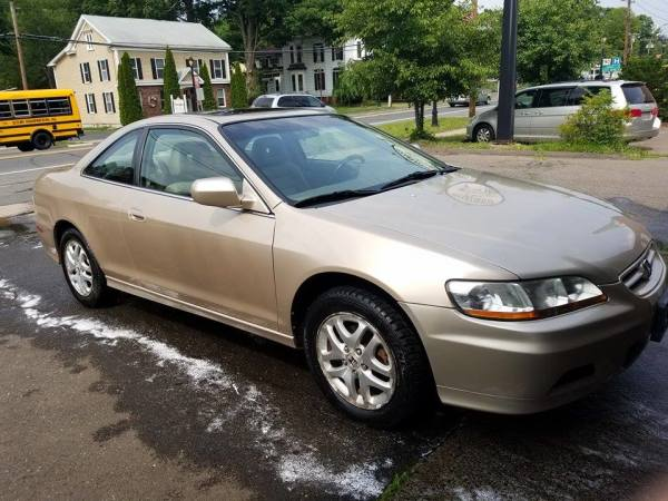 2002 Honda Accord Coupe V6